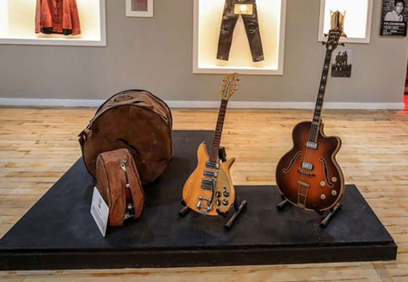 Educator museum visits, Magical Beatles Museum